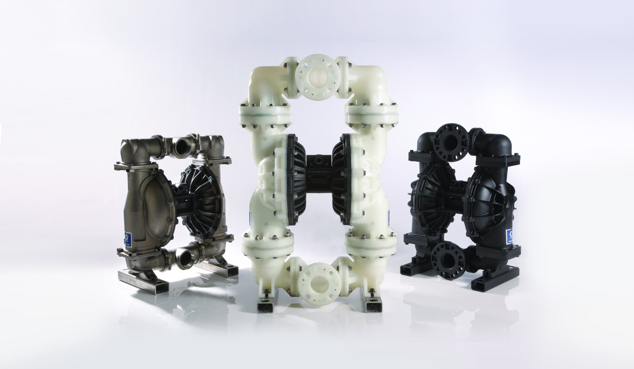 Husky Diaphragm Pumps